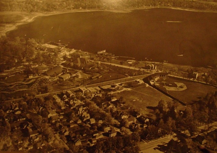 Gaslight Village was once the spot of Grand Rapids summer destination Ramona Park